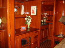 Master Stateroom-Make up Table