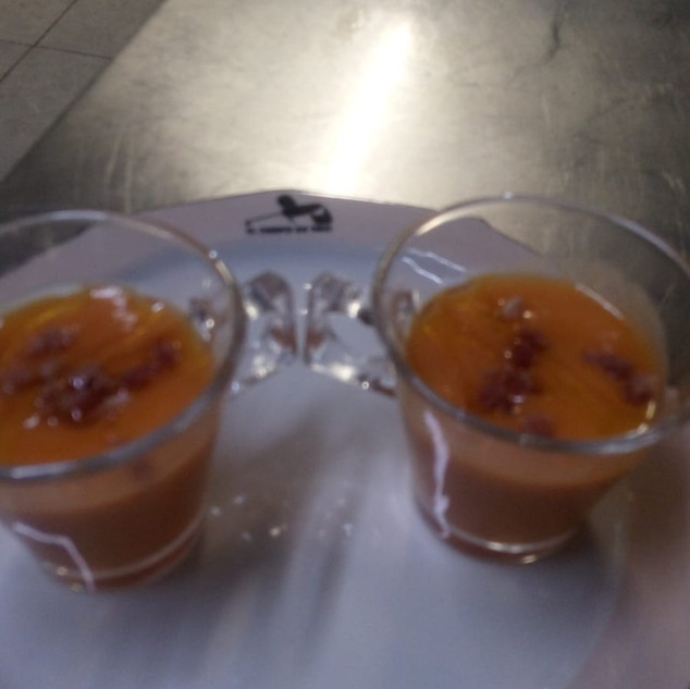 VASITOS DE SALMOREJO