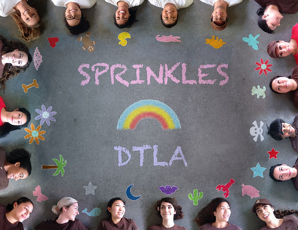 My Photography and edit of the Sprinkles add featured on their social media