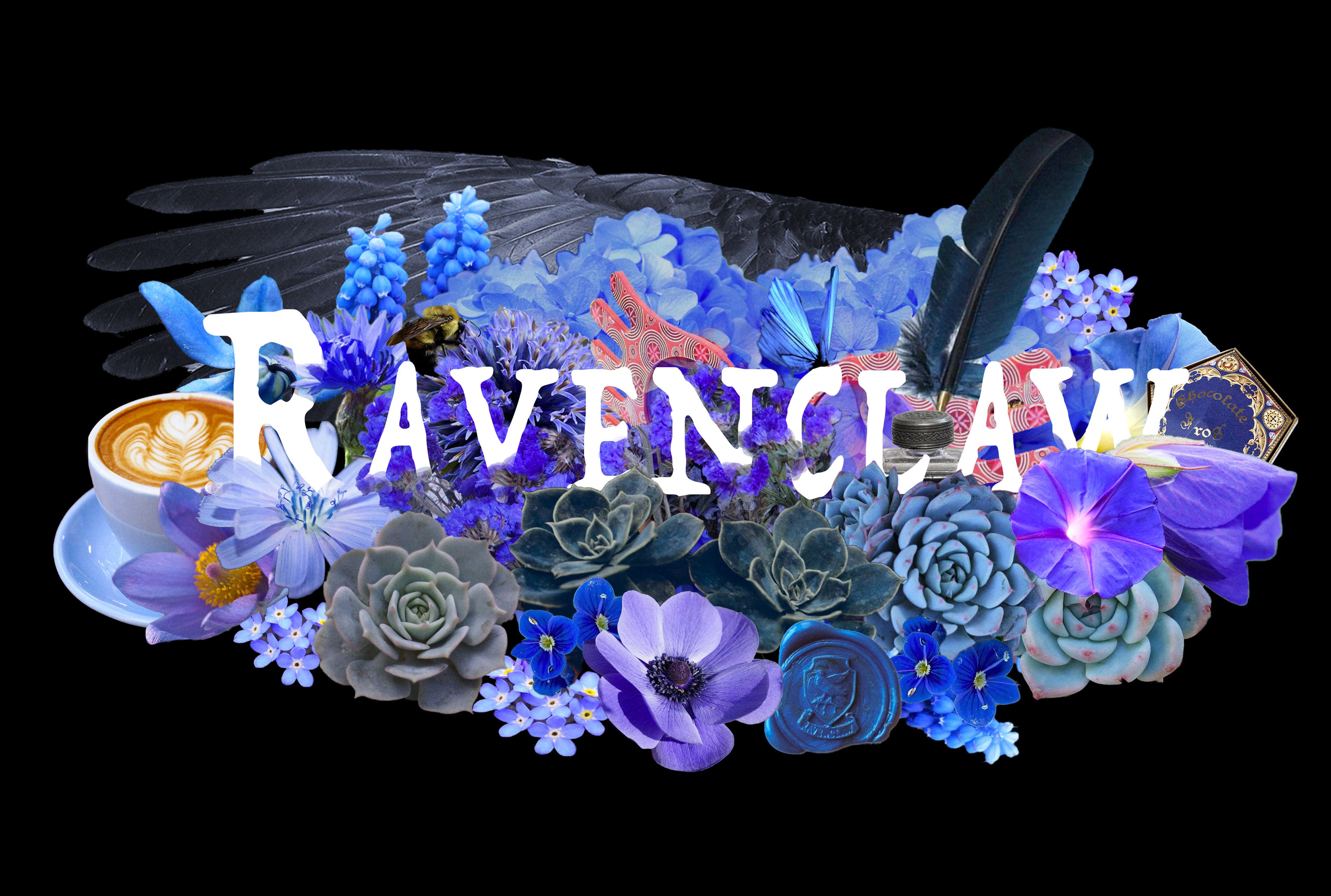 ravenclawfloral