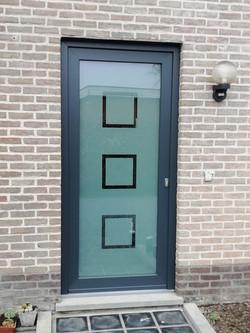 deur met glas decover 3-08