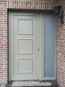 deur Dorea 102200 in betongrijs