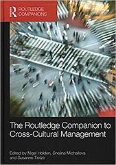 Routledge Companion to Cross-Cultural Ma