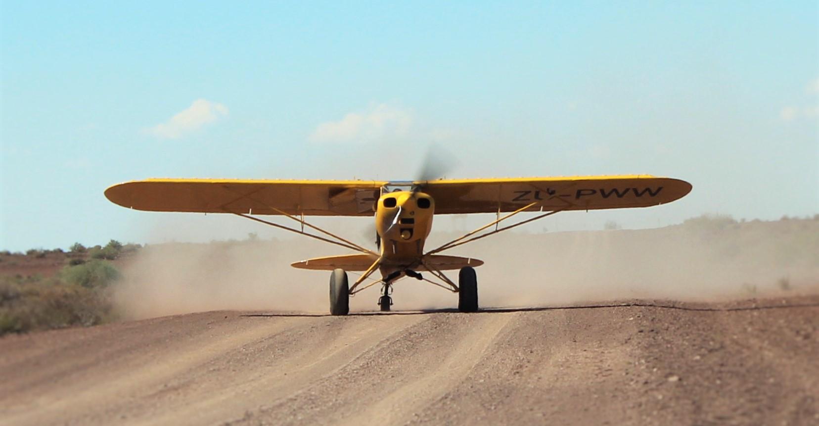 Savage dust storm