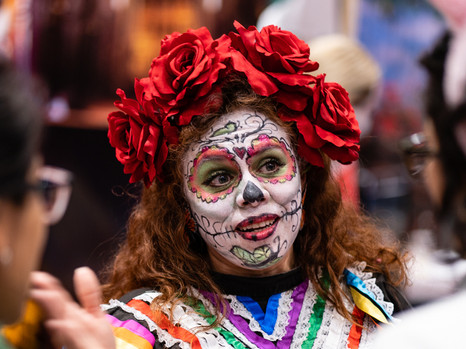 FACES FROM THE INTERNATIONAL FESTIVAL IN THE U.S.