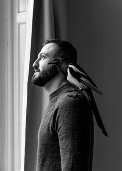 Belvárosi szarkanevelde 1. rész | The magpie rescuer
