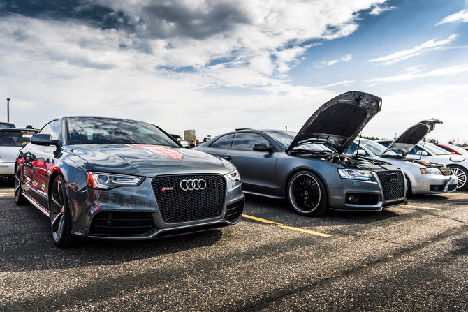 May 2018 MN Cars and Coffee