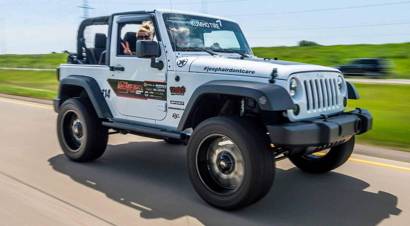 #13 Jeephairdontcare