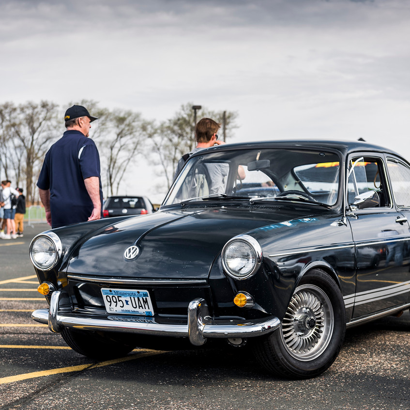 May 2018 Cars and Coffee