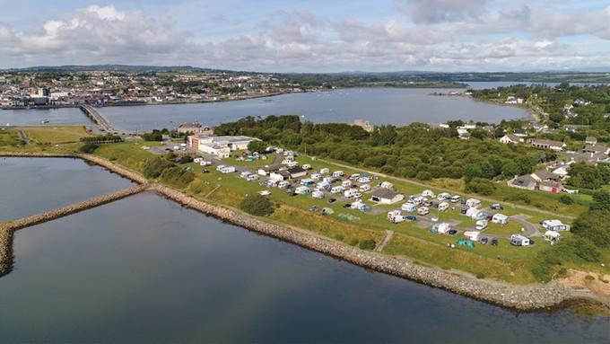 Ferrybank Caravan & Camping Park