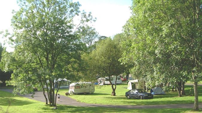 Castle Archdale Caravan Park