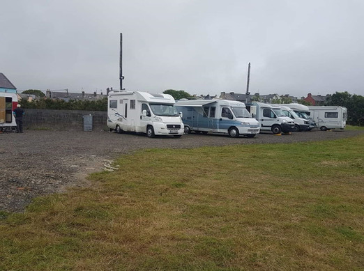 Tom Malones Pub and Motorhome Parking Aire