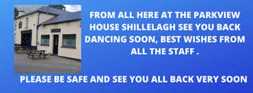 Parkview Restaurant Shillelagh Co. Wicklow