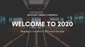 Making it the Most Efficient Decade