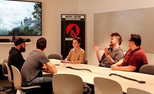 Sharkmob Malmö - Developer Meeting