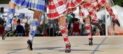 Hire Scottish or Irish Dancers for your event