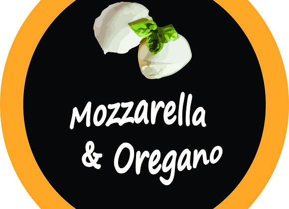 MOZZARELLA&OREGANO
