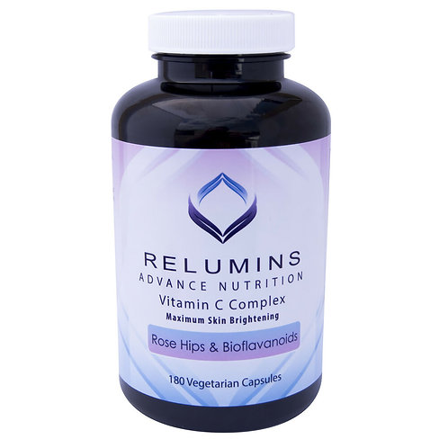RELUMINS ADVANCE NUTRITION VITAMIN-C COMPLEX (180 CAPSULES)