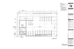 Park Drive. Proposed first floor plan