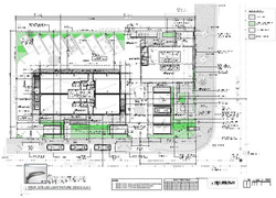 South Pacific. New Site Plan