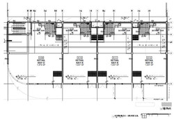 Morningside Centre. South Building Ground Level Plan