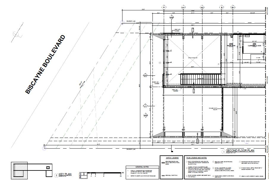 Apure. Second Floor Plan 2.1