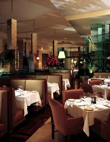 Houston Hilton Hotel_restaurant