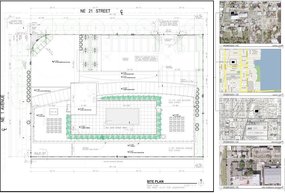 Robinson_Site Plan