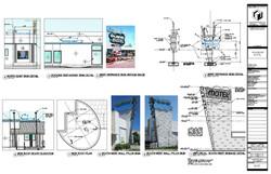 Vagabond Motel. Signage proposal