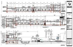 Vagabond Motel. Sections A, B, C