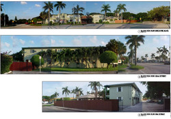 Existing Site Elevations