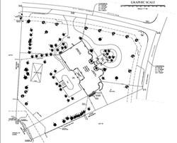 Weston Residence. Existing Survey