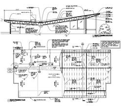 Milebella. Roof Framing Plan