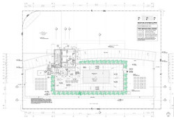 Robinson. Building Amenity Terrace Plan