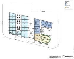 Second Floor Diagram