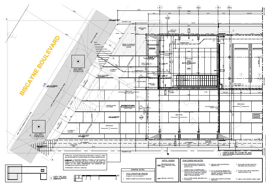 Apure. Ground Floor Plan 1.1