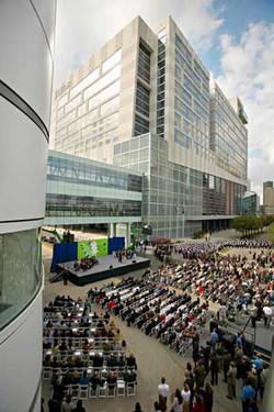Houston Hilton_Grand opening