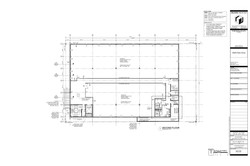 Park Drive. Proposed second floor plan