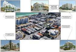 New Lofts. Context photos and views
