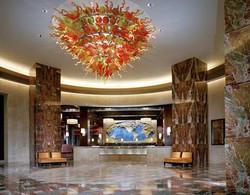 Houston Hilton Hotel_Lobby