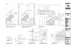 Stairs plans & details