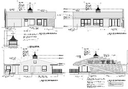 South Pacific. Elevations