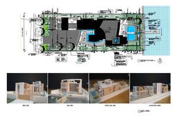 Pine_Tree_Residence_Site_Plan & Model