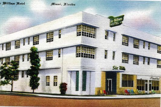 Historic Postcard