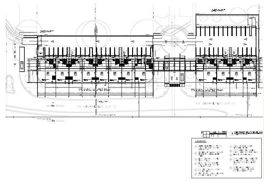 Morningside Centre. Ground Floor Plan