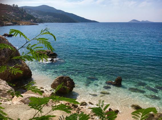 kalkan beach villa yar image turquoise 1