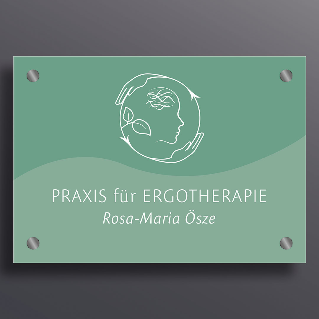 Praxis-Schild