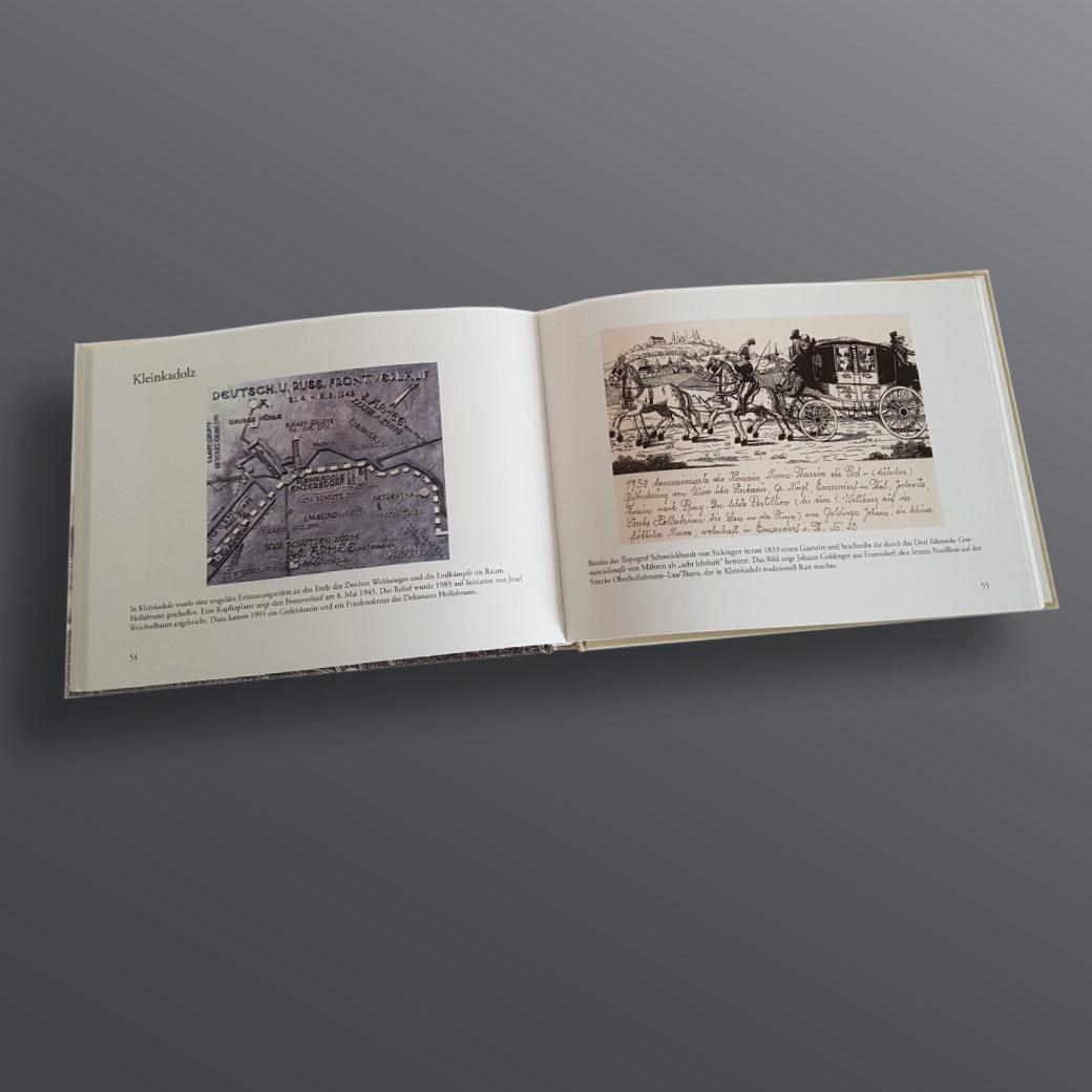Buch-Bildreihe