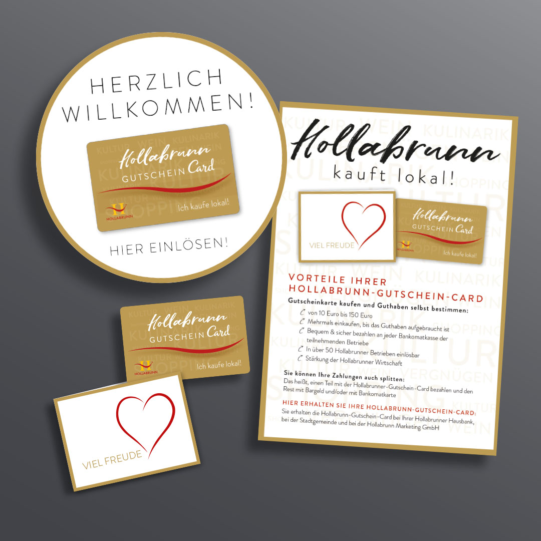 Hollabrunn Gutschein Card