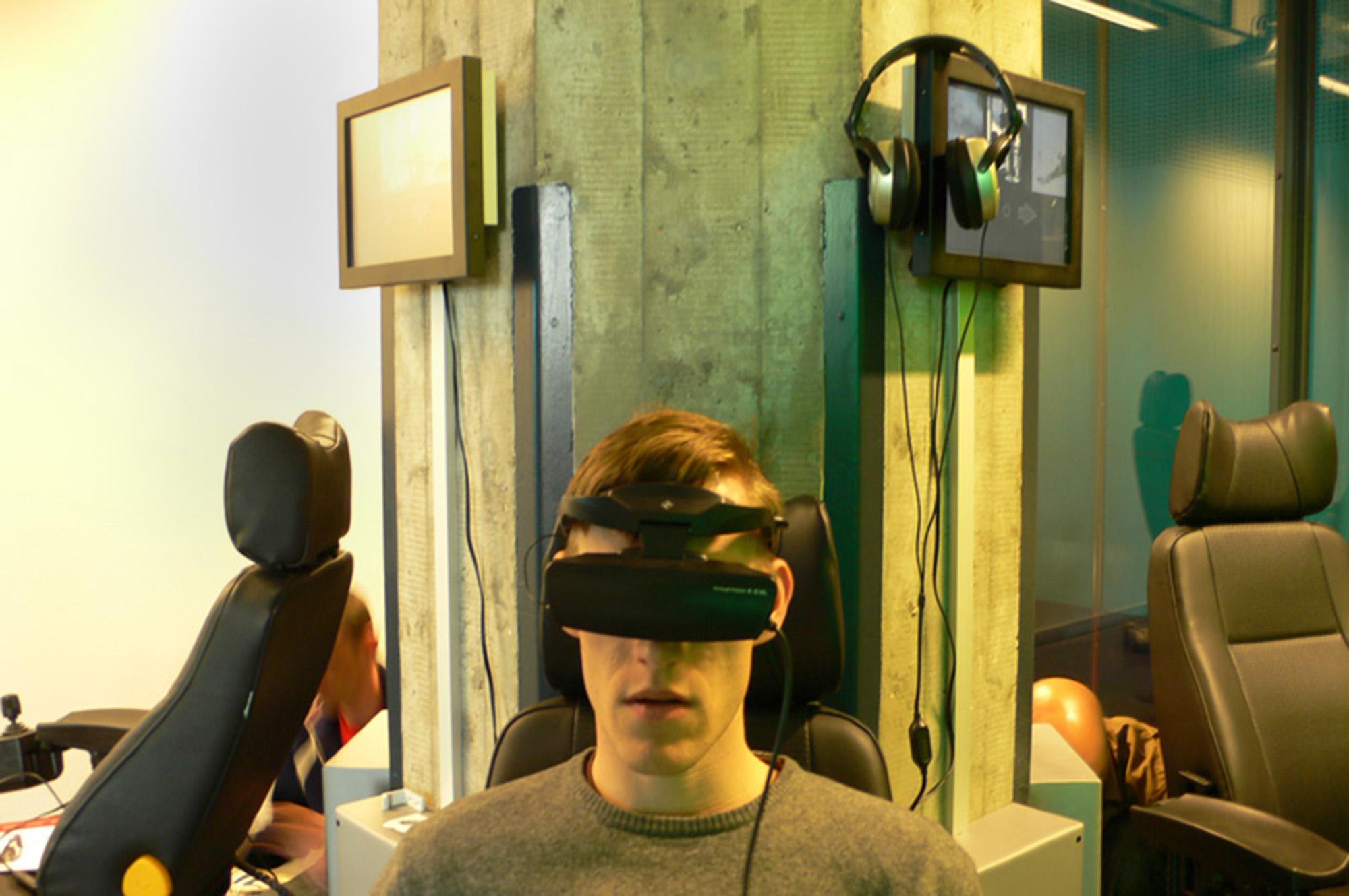 VR installation